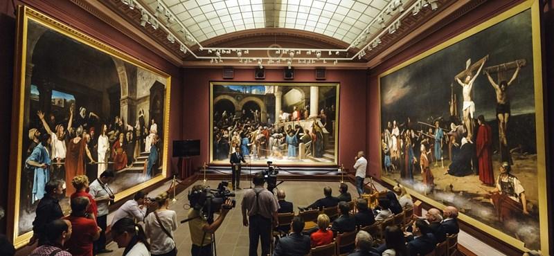 Forster Központ: jogszabályok védik a magyarországi kiállításokra behozott műtárgyakat