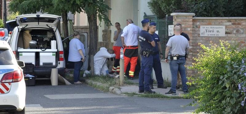 Az ukrán határon fogtak el három férfit a rákospalotai gyilkossággal összefüggésben