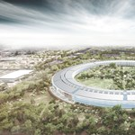 Tündöklő képek az Apple űrhajóközpontjáról