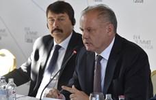 A szlovák államfő utazási irodájában razziázott a Nemzeti Bűnüldözési Ügynökség