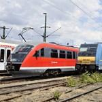 Hétfőtől nem jönnek be Budapestre a lajosmizsei vonatok