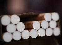 150 milliós bírságot kapott egy cég, mert mentolos cigarettákat forgalmazott