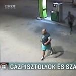 Szamurájkardos balhé egy benzinkúton: hat ember ellen emeltek vádat