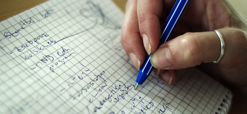 Rondábban írunk, mint valaha, de betűink egyre árulkodóbbak
