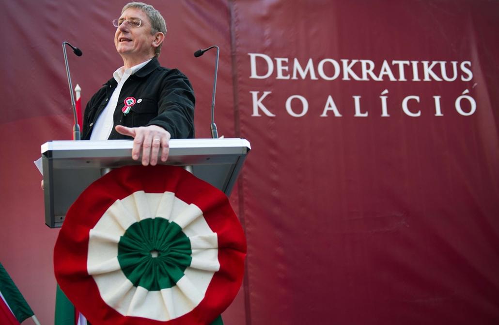március 15 - Demokratikus Koalíció