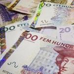 Szép bankjegyek? Ugyan, a svédek inkább eltörölnék