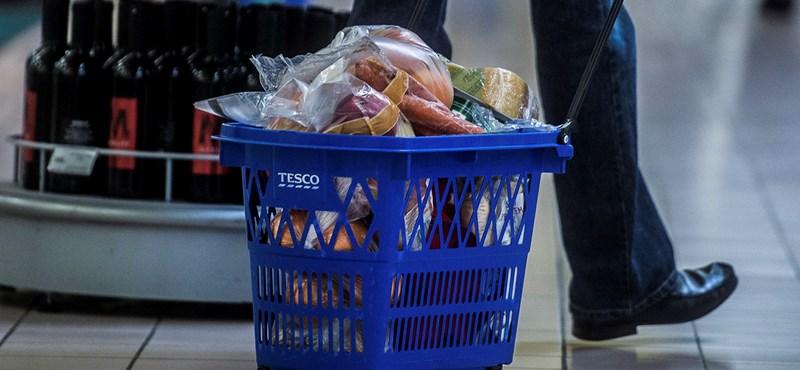 A brit Tesco húzásának sok magyar vásárló is örülne