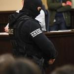 Nem bánta meg tettét a párizsi terrortámadások fő gyanúsítottja