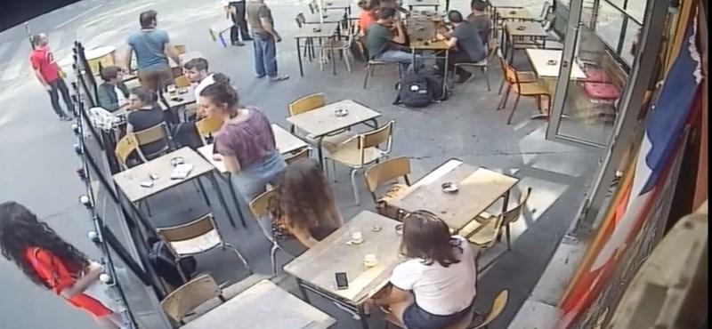 Sokkoló videó mutatja be, milyen könnyen lesz erőszak az utcai zaklatásból