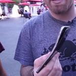 Súlyos vádak: manipulálták a telefonhajlításos videót?