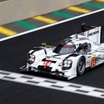 Webberé az autósport-szezon utolsó horrorbukása - videó