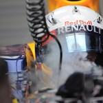 F1: Vettelé a második szabadedzés