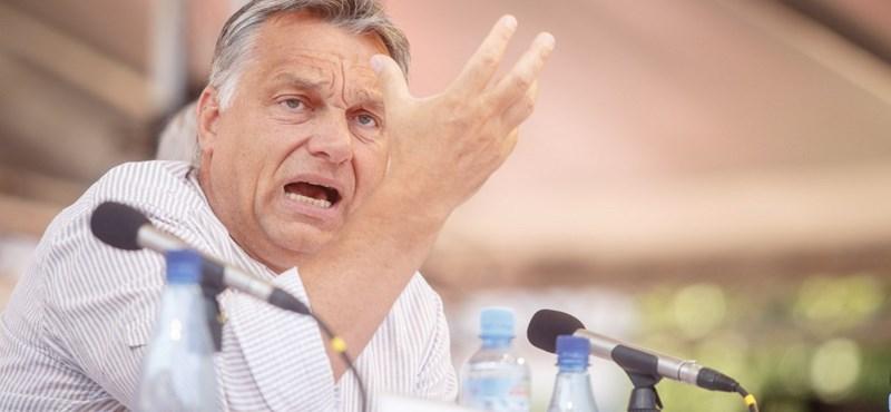 Újra a vesztébe rohanó Európáról beszél majd Orbán?