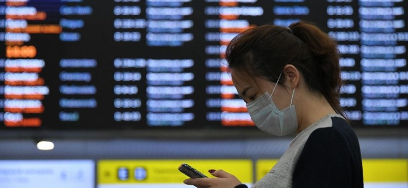Az izraeliek visszafordítják a repülőtéren azokat, akik az elmúlt két hétben Kínában jártak
