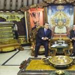Ha elképzelni se tudja, mit csinált Orbán Mongóliában, akkor itt egy videó