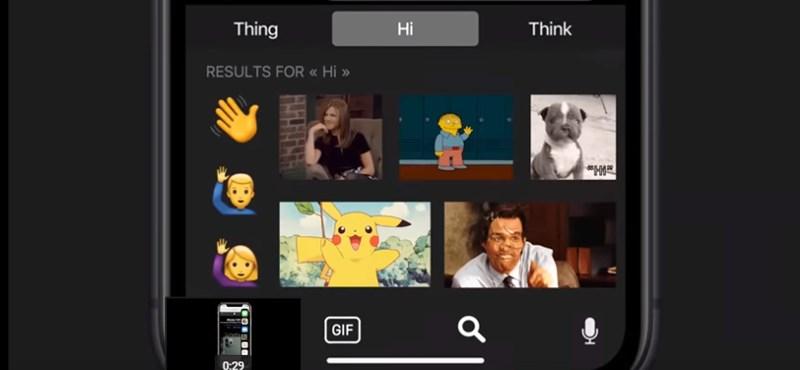 Ahhoz mit szólna, ha ilyen lenne az iPhone-ok új rendszere, az iOS 14?