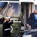 Trump korábban nem aggódott, hogy elkapja a koronavírust