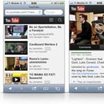 Már kipróbálható a Youtube új mobil felülete