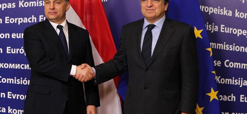 Orbán megint találkozhat Barrosóval