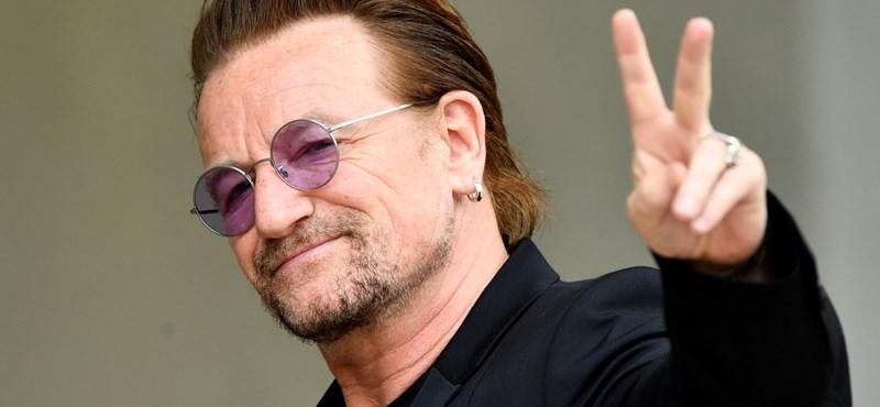 """Bono: """"Túl lányos lett a zene"""""""