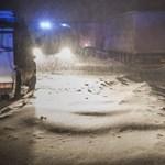 Több mint százezer kínai diák maradt otthon a havazás miatt