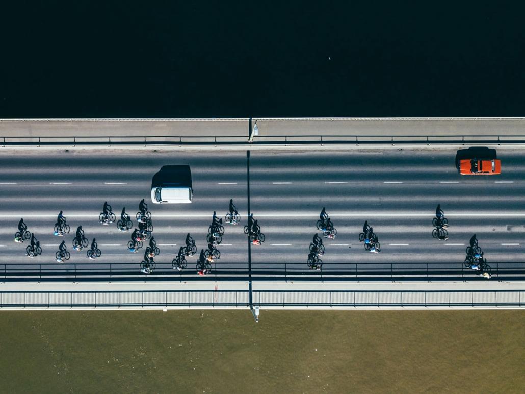 e! - drónfotópályázat . Kritikus Tömeg