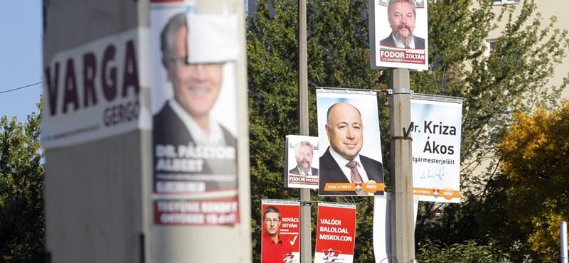 Egy párt már visszafizette a kapott kampánytámogatást