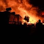 Orbánt is megidézték a leégett menekülttábor kapcsán