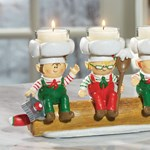 Mókás karácsonyi dekor a Yankee Candle-től