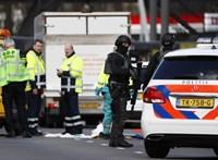 Lövöldözés egy utrechti villamoson: három ember meghalt, az elkövető szökésben