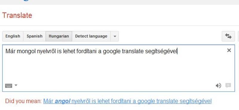 Újabb nyelvekről fordíthattok a Google Translate-tel