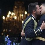 Svájcban törvényesítették a melegházasságot