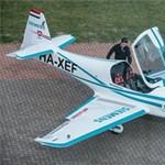 Új fotók érkeztek a magyar fejlesztésű új villanyrepülőről