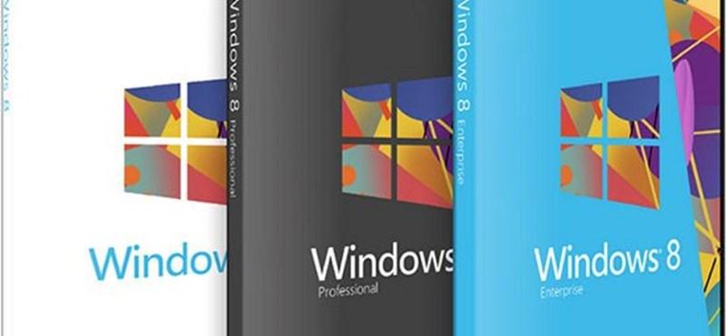 Nem aktiválható több kalóz Windows