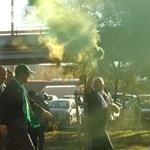 Összeverekedtek a ferencvárosi szurkolók, három ember megsérült