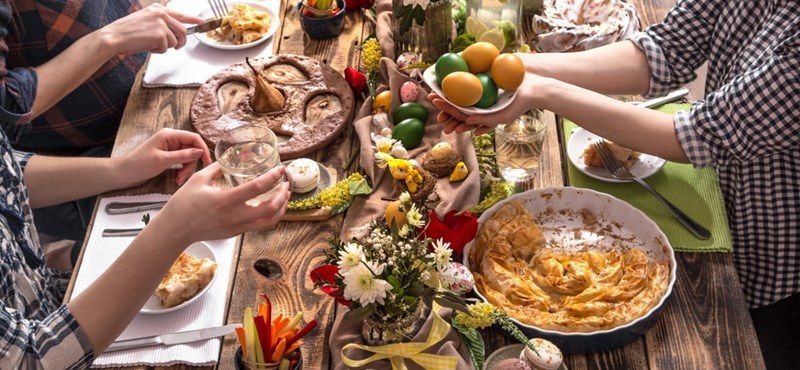 Ezért is eszünk annyit az ünnepekkor, mintha nem lenne holnap