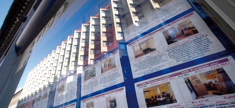 400-600 ezer forintot is kereshet egy ingatlanos, ha kibírja az első pár évet