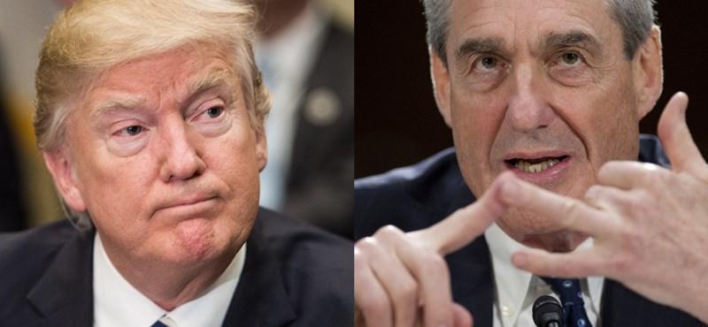 Még a Mueller-bizottság bizonyítékait is dezinformációra használták az oroszok