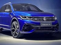 Magyarországon az új VW Tiguan