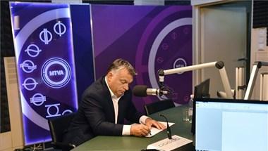 Orbán: Hétfőtől új világ jön, a maszkviselésre vonatkozó szabályokat be kell tartani
