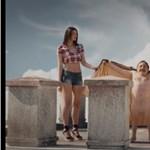 A KFC meztelen törpés videóval hergel Romániában