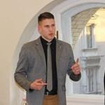 Nyilas rendezvényen szólalt fel az új hallgatói szövetség vezetője