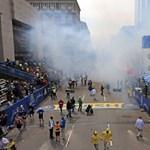 Véres maraton Bostonban - Nagyítás-fotógaléria
