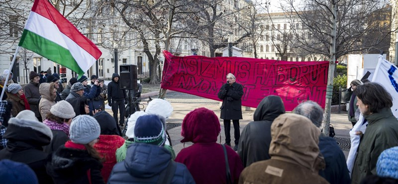Háárec: Izrael enyhe tiltakozása Orbán Horthyt magasztaló szavai miatt