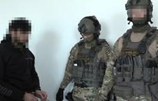 Meghosszabbították Hasszán F. letartóztatását
