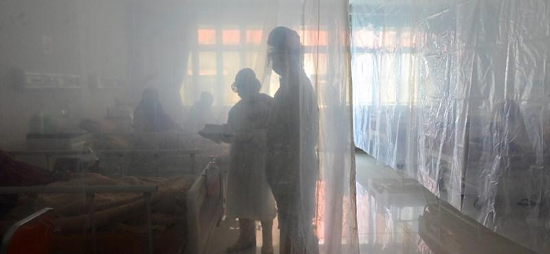Magyar Orvosi Kamara: már szemészek és pszichiáterek látják el a COVID-osztályok kritikus betegeit