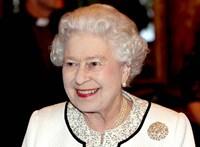 Külön logót kap Erzsébet királynő platinajubileuma