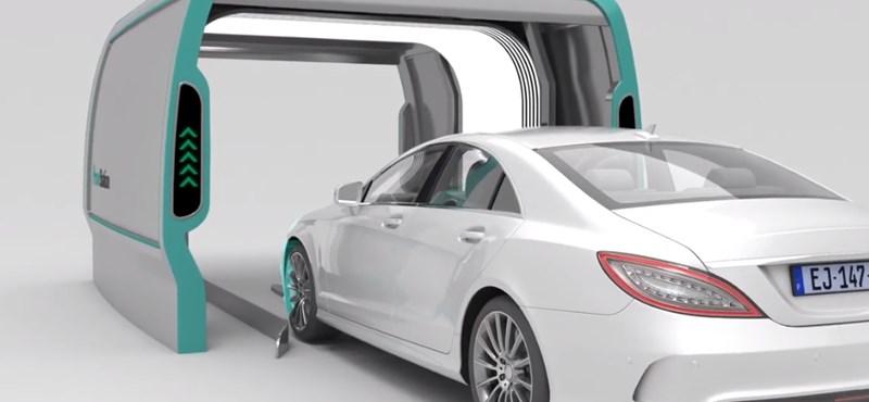 """Ez az autós """"röntgen"""" másodpercek alatt megmutatja, milyen állapotban van egy kocsi"""