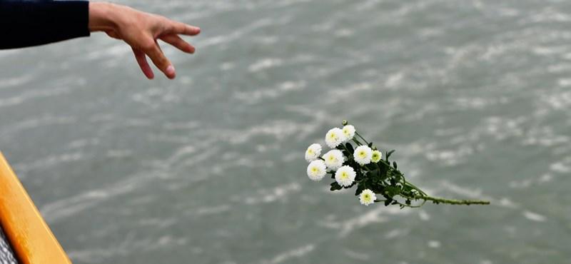 Dunai hajóbaleset: még mindig Budapesten van az utolsó koreai áldozat családja