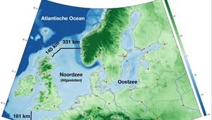 637 km hosszú, monumentális kerítésgátat húznának fel az Északi-tengeren